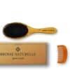The Rolls Brush - Brosse à Cheveux en pures soie de sanglier